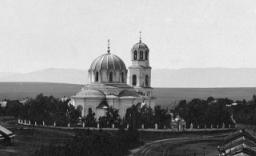 Разрушенный Свято-Троицкий храм г.Белорецк