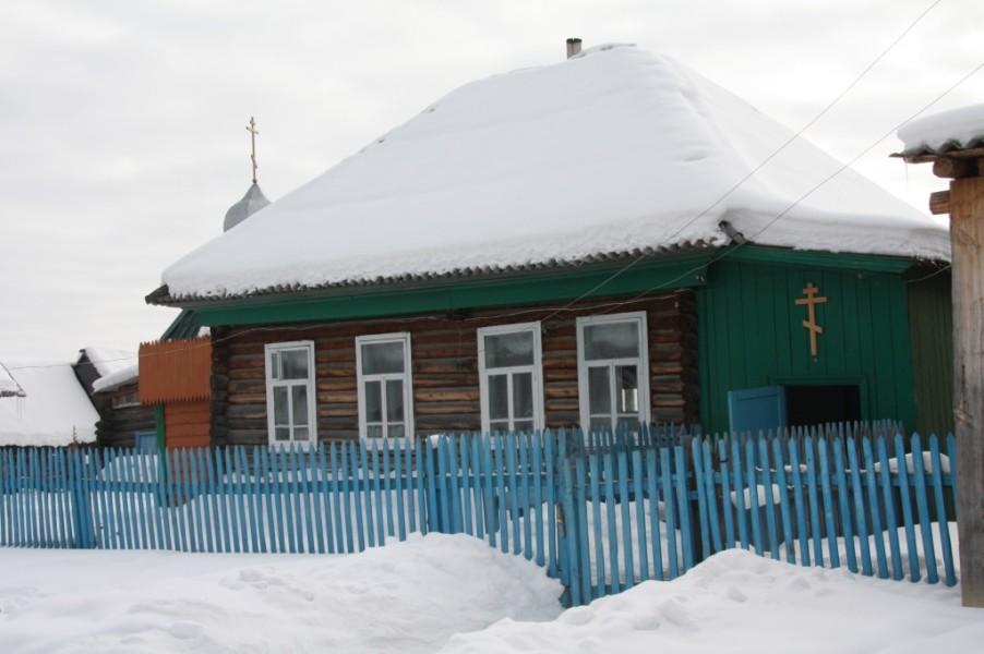 Свято-Филаретовский храм пос. Тукан