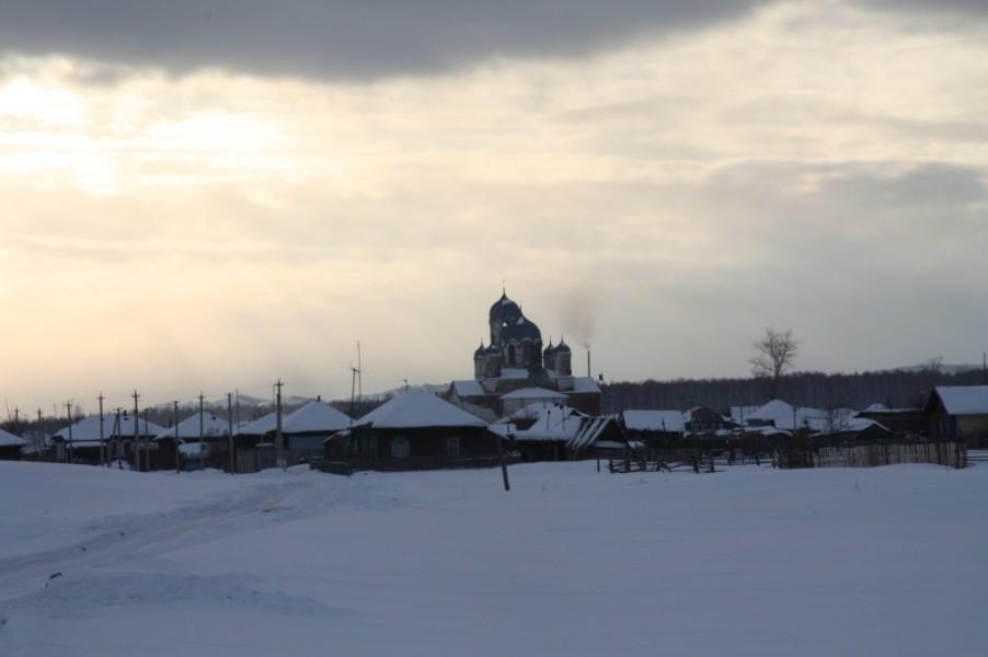 Свято-Вознесенский храм села Вознесенка