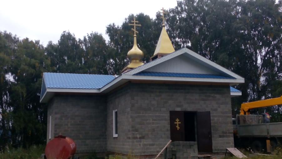 Молитвенный дом в честь Михаила Архангела с.Ломовка