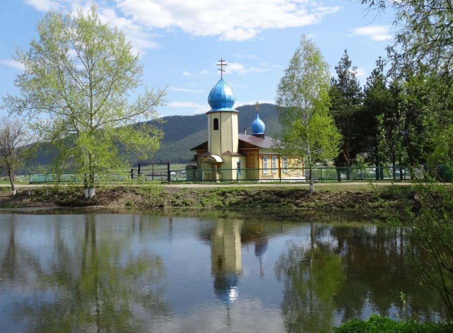 Молитвенный дом в честь свщмч. Вениамина Петроградского п. Узян