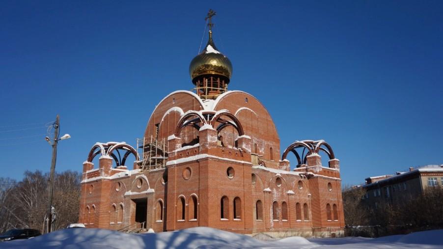 Свято-Никольский собор г.Белорецк