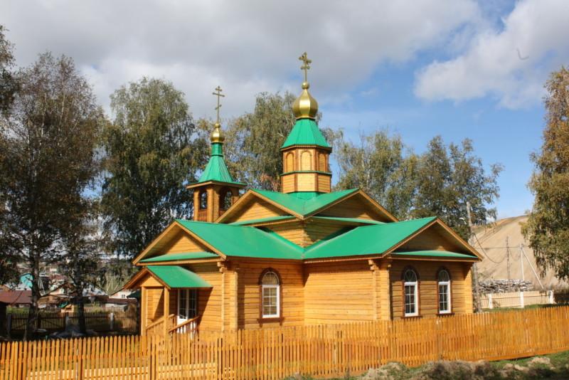 Храм Святителя Филарета, Митрополита Московского с.Тукан