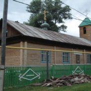Исторические сведения о Свято-Сергиевском Храме п. Инзер.