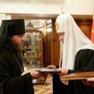 Состоялось наречение архимандрита Спиридона (Морозова), клирика Салаватской епархии, во епископа Бирского и Белорецкого.