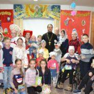 В воскресной школе г. Межгорье (Татлы) состоялся благотворительный пасхальный концерт