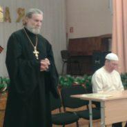 Родительское собрание по ознакомлению родителей с содержанием модулей ОРКСЭ в г. Межгорье
