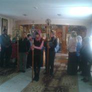 В Межгорье состоялся детский крестный ход на начало учебного года