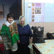 Акция ко дню поминовения усопших в г. Межгорье