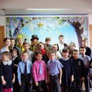 Свято-Троицкий соборный храм г.Белорецк посетили дети из приюта.