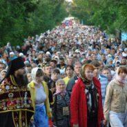 Паломническая поездка в Екатеринбург на Ганину Яму с крестным ходом.