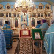 Фотографии Богослужения Владыки Илии в Белорецке от 08.12.2017