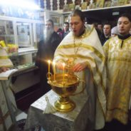 Крещение Господне в Свято-Троицком кафедральном соборе г. Белорецк.