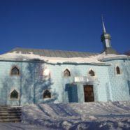 История прихода храма Божией Матери «Державная» г.Межгорье