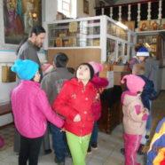 Экскурсия для детей детского приюта города Белорецк