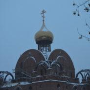 На стройке Свято-Никольского собора г. Белорецка приступили к новому этапу.