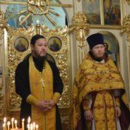 В Белорецке состоялась передача настоятельства кафедрального собора в честь Святой Троицы от иерея Александра Шерматова иерею Василию Шакину