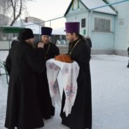 Состоялось первое Богослужение епископа Бирского и Белорецкого Спиридона в Белорецком благочинии.