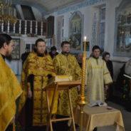 В Свято-Троицком кафедральном соборе г.Белорецка совершили Царские часы