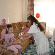 Благотворительная акция «Рождественский Ангел» в Межгорье