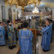 В Кафедральном Соборе в честь Святой Троицы г. Белорецк состоится СОБОРНОЕ Богослужение.