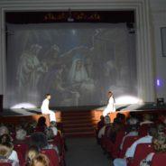 В ДК г.Белорецк состоялось Рождественское представление «Святая ночь»