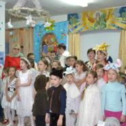 Рождественский праздник в воскресной школе города Межгорья