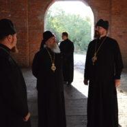 Митрополит НИКОН и епископ ИЛИЯ осмотрели приходы Бирской епархии