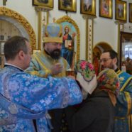 Фотографии Богослужения Владыки Илии в Тирляне от 10.12.2017