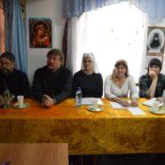 Рабочая поездка на приход Свято-Троицкого храма г.Белорецка