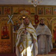Богослужение на двунадесятый праздник Сретения Господа Нашего Иисуса Христа в селе Инзер