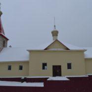 Митрополит НИКОН посетил храм в честь Новомучеников и Исповедников Российских п.Татлы