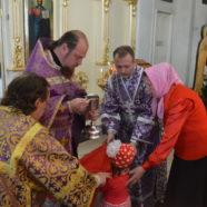 Праздничное Богослужение на Воздвижение Креста Господня в Белорецке