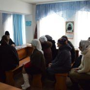 Состоялось собрание работников Свято-Троицкого храма в г.Белорецке