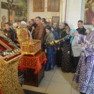 Из Белорецка проводили ковчег с частицами мощей 54 новомучеников Российских
