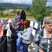 В Межгорье прошла благотворительная акция «Поможем собраться в школу»