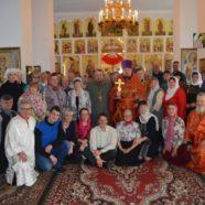 Праздничное Богослужение и концерт в престольный праздник храма Межгорья