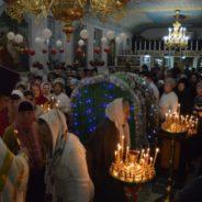 Рождественское богослужение 2017 года в Белорецке