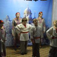Рождественское представление в ВШ Свято-Троицкого храма Белорецка