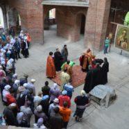 Молебен в день празднование памяти перенесения мощей святителя Николая Чудотворца