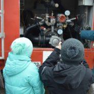 В воскресной школе состоялась встреча воспитанников сотрудниками МЧС и ГИБДД г.Белорецка.