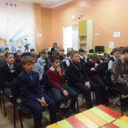 В Детской городской библиотеке г.Белорецк состоялось мероприятие, посвященное дню святых равноапостольных Кирилла и Мефодия