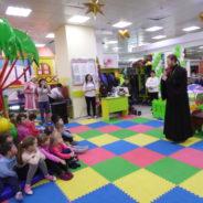 В торгом центр «Городской рынок» состоялся Рождественский детский праздник