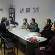 Благочинный иерей Василий Шакин принял участие в заседание Общественного совета при Отделе МВД по Белорецкому району