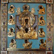 С 13 по 23 октября 2015 года в пределы Башкортостанской митрополии будет принесена  чудотворная Курская Коренная икона Божией Матери «Знамение»