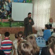 В молодежном центре «Досуг» города Белорецк состоялся концерт, посвященный Дню семьи