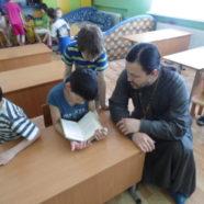 В Свято-Троицком храме города Белорецк прошла акция под названием «Православная книга — исток духовности»