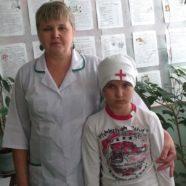 Акция «Дети в защиту детей».  Приход храма Новомучеников и исповедников Российских.
