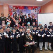 Концерт, посвященный Дню Победы в детской городской библиотеке г. Белорецк