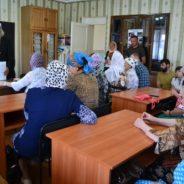 Прошло церковно-приходское собрание на приходе Свято-Пантелеимоновского храма города Учалы